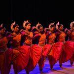 الهند تدخل موسوعة جينيس بأكبر عرض راقص في العالم