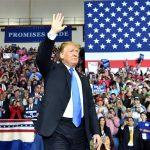 حملة ترامب تتلقى 46 مليون دولار في الربع الأخير من 2019
