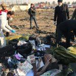 إيران تقول إسقاط الطائرة الأوكرانية بصاروخ