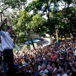 فنزويلا.. جوايدو يدعو إلى مزيد من الاحتجاجات ضد مادورو