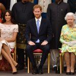 ملكة بريطانيا ترأس محادثات أزمة بشأن هاري وميجان