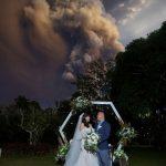 زواج على ثورة بركان في الفلبين