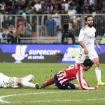 إيقاف بالبيردي لاعب ريال مدريد مباراة واحدة بعد طرده في السوبر