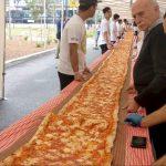 بيتزا بطول 103 أمتار لجمع المال لفرق الإطفاء الأسترالية
