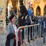 لبنان.. أكثر من 150 جريحًا في اشتباكات بين الأمن والمتظاهرين