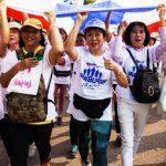 آلاف في تايلاند يحتجون على استمرار رئيس الوزراء في الحكم