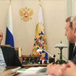 الحكومة الروسية تضع استقالتها بين يدي بوتين