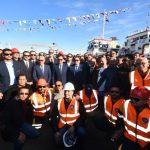 مصر.. تدشين ناقلتين بحريتين لتموين السفن في ميناء بورسعيد