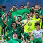 السعودية تهزم أوزبكستان وتضمن التأهل لأولمبياد طوكيو 2020