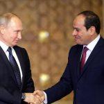 السيسي يؤكد لبوتين: لا بد من وضع حد للتدخلات الخارجية في ليبيا