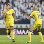النصر يلحق بالهلال إلى قبل نهائي كأس ملك السعودية