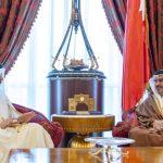 تعيين عبد اللطيف الزياني وزيرا لخارجية البحرين