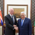 الرئيس عباس يدعو المجتمع الدولي للضغط على إسرائيل للسماح بإجراء الانتخابات بالقدس