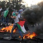إصابات جراء قمع الاحتلال تظاهرات رافضة لصفقة القرن بالضفة الغربية