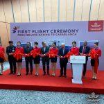 المغرب يدشن أول خط جوي مع الصين