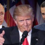 استجابة لنصيحة بوتين.. هل يدعو «الأسد» الرئيس ترامب لزيارة دمشق؟!