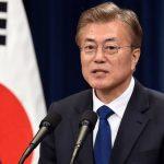 رئيس كوريا الجنوبية يحذر بأن الوقت يضيق أمام اتفاق بين واشنطن وبيونج يانج