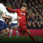 ليفربول يبتعد بفارق 16 نقطة في الصدارة بعد هدف فيرمينو ضد توتنهام