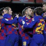 برشلونة أمام ليجانيس وريال مدريد يواجه سرقسطة بكأس ملك اسبانيا