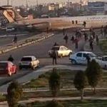 تحطم طائرة ركاب وسط أفغانستان