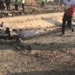 أوكرانيا: عطل في المحرك وليس صاروخا سبب تحطم الطائرة في إيران