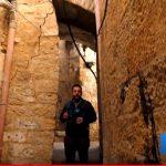 كارثة تحاصر المنازل الأثرية في باب السلسلة بالقدس المحتلة
