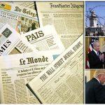 نافذة على الصحافة العالمية: تسليم الضفة لإسرائيل.. «تطبيع الاحتلال» خطة ترامب للسلام