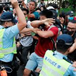أمريكا تهدد الصين بعقوبات جديدة بسبب هونج كونج