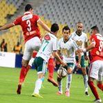 الأهلي يستعد للسوبر بمواجهة المصري في الدوري