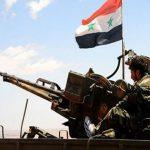 الجيش السوري يستهدف مجموعات مسلحة في «النيرب» بريف إدلب
