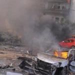 انفجارة عبوة ناسفة بسيارة بمنطقة المزة في دمشق