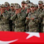 مقتل 3 جنود أتراك في اشتباكات مع حزب العمال الكردستاني