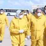 مصر تسجل 9 وفيات و171 إصابة جديدة بفيروس كورونا