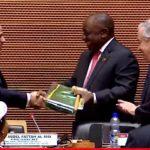 رئيس مفوضية الاتحاد الأفريقي: «صفقة القرن» تنتهك القرارات الأممية