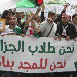 مراسلنا: استمرار مسيرات الطلابية في الجزائر لمقاطعة النظام السابق