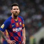 ميسي يسجل هدفه 700 خلال مسيرته من ركلة جزاء أمام أتليتيكو مدريد