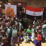 أطباء مصريون في مهمة إنسانية لدولة أفريقية