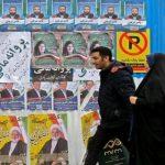 إغلاق صناديق الاقتراع في الانتخابات الإيرانية