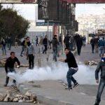 إصابات بالاختناق واعتقالات في الضفة الغربية والقدس المحتلة