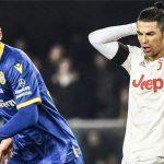 فيرونا يخطف الفوز من يوفنتوس بالدوري الإيطالي