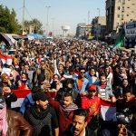 تعرف على مطالب المحتجين العراقيين والموقف من تشكيل الحكومة