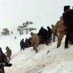 ارتفاع حصيلة الانهيار الجليدي في تركيا إلى 23 قتيلا