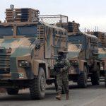 تركيا تقيم نقطة عسكرية جديدة على طريق حلب-اللاذقية