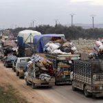 الأمين العام للأمم المتحدة يدعو لوقف إطلاق النار فورا في إدلب