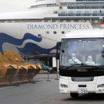 وزير الصحة الياباني: إصابة 67 آخرين بكورونا على متن سفينة سياحية