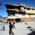 مقتل 15 طفلا في حريق بدار للأيتام في هايتي