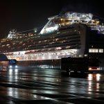 تقارير عن إصابة 99 آخرين بكورونا على متن سفينة دايموند برنسيس