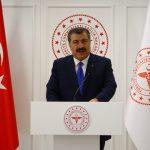 تركيا تسجل 109 وفيات و3122 إصابة جديدة بكورونا