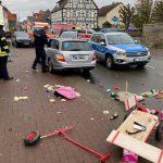 ارتفاع عدد المصابين في حادث دهس بألمانيا إلى نحو 60
