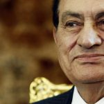 10 مشاهد من جنازة مبارك